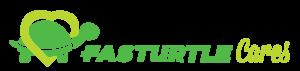Fasturtle Cares Logo